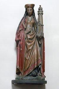 Kerk Pellenberg H.Barbara