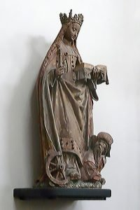 Kerk Pellenberg H.Catharina