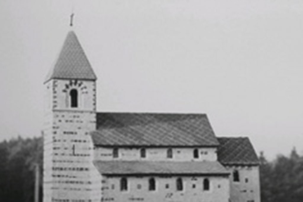 Parochie Pellenberg Romaanse kerk