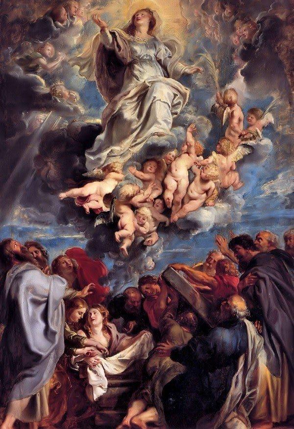 Schilderij P.P. Rubens